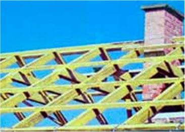 Impregnovaný krov