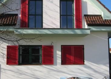 Lamelové okenice